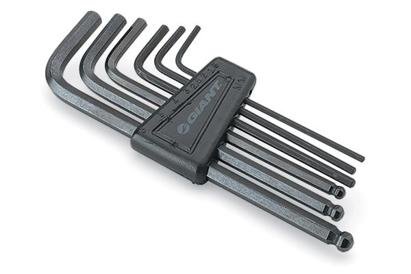 Ball-End Hex Wrench Set