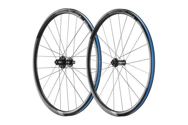 SLR 1 30mm Carbon Climbing C/L Disc Road Wheels
