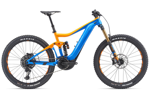 Trance SX E+ Pro Electric Bike