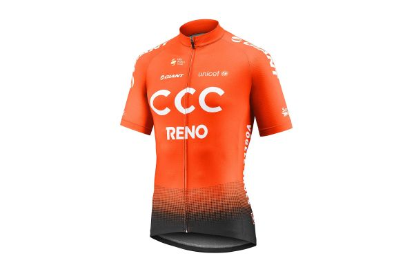 CCC Team Replica SS Jersey