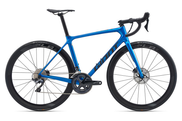 TCR Advanced Pro 2 Disc KOM