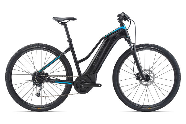 Explore E+ 4 Stagger Frame Electric Bike