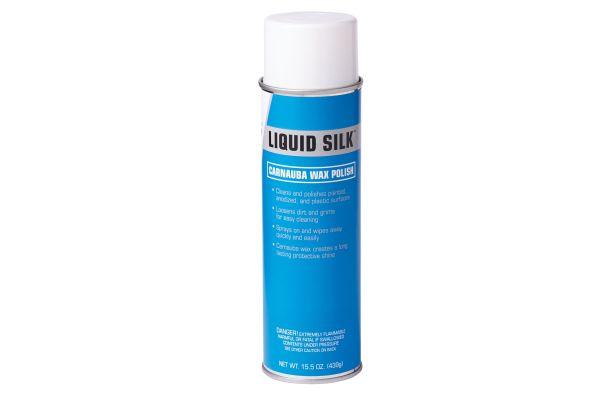 Liquid Silk Carnauba Wax Polish 15.5oz Aerosol
