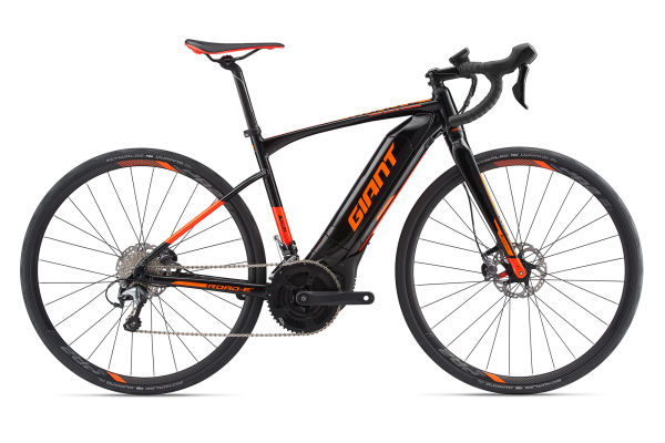 Road-E+ 2 Pro Electric Road Bike