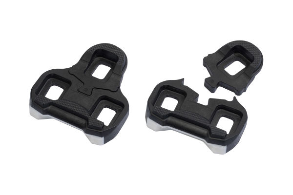 Road Pedal Cleats 0 Degree Float (Look Compatible)