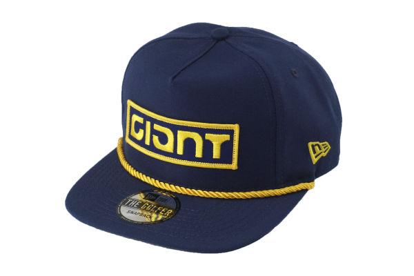 New Era The Golfer Snapback Hat Retro