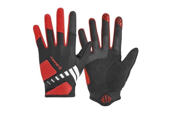 Transcend Long Finger Gloves