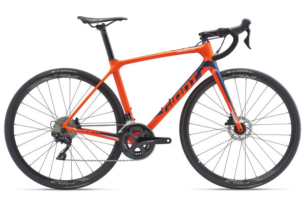 TCR Advanced 2 Disc KOM