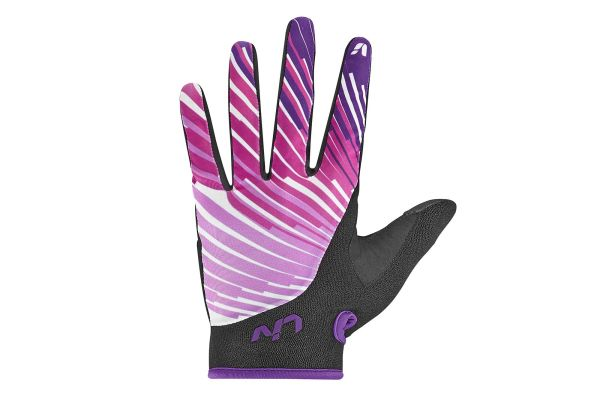 Tangle Womens Long Finger Gloves