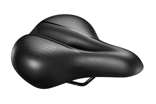 Contact City Plus Unisex Saddle