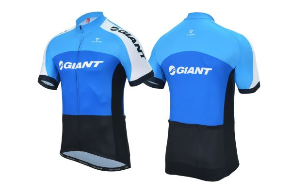 Giant Club Sport Short Sleeve Jersey