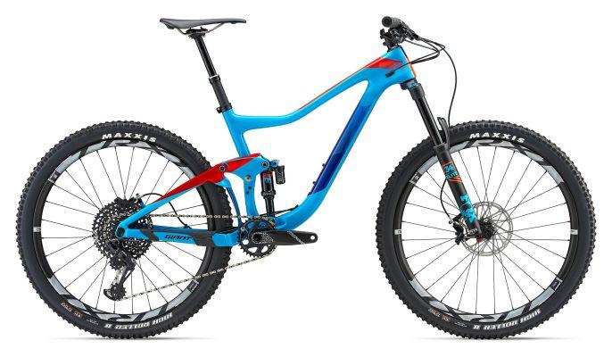12f443dd5cd Trance Advanced 1 (2018) | Men Trail bike | Giant Bicycles United States