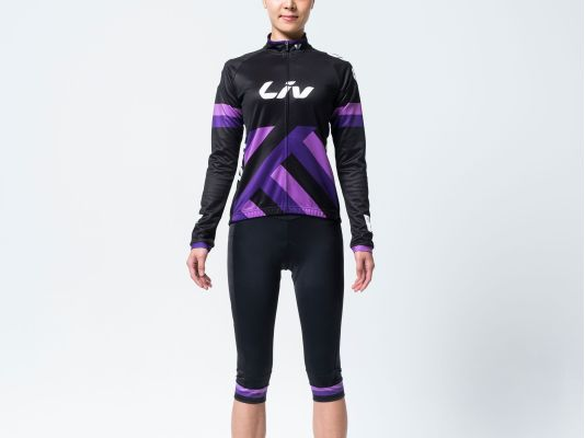 ae497e35d Liv Race Day Mid-Thermal Long Sleeve Jersey. Liv Cycling