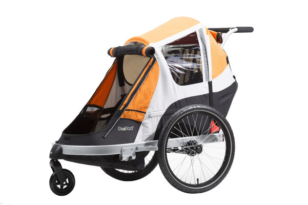 Peapod Child Trailer. Giant Bicycles
