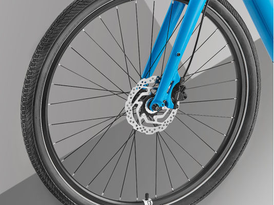 Hydraulic Disc Brakes
