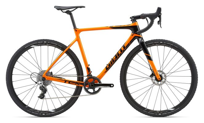 TCX Advanced Pro 2 (2018) | Men Cyclocross bike | Giant Bicycles ...