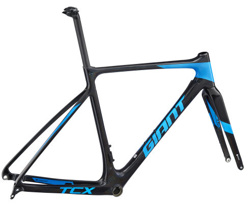 TCX Advanced Pro Frameset (2019) | Men Cyclocross bike | Giant ...