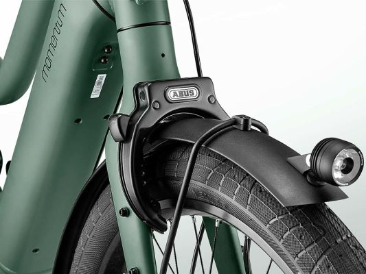 Front wheel lock compatible