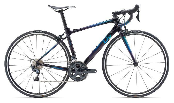 Langma Advanced 1 (2019) | Women Race bike | Liv Cycling Australia