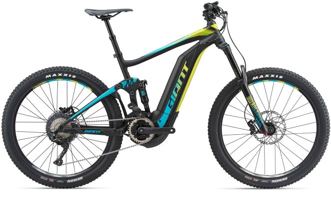 b74acf8c8a314c Full-E Bike Range