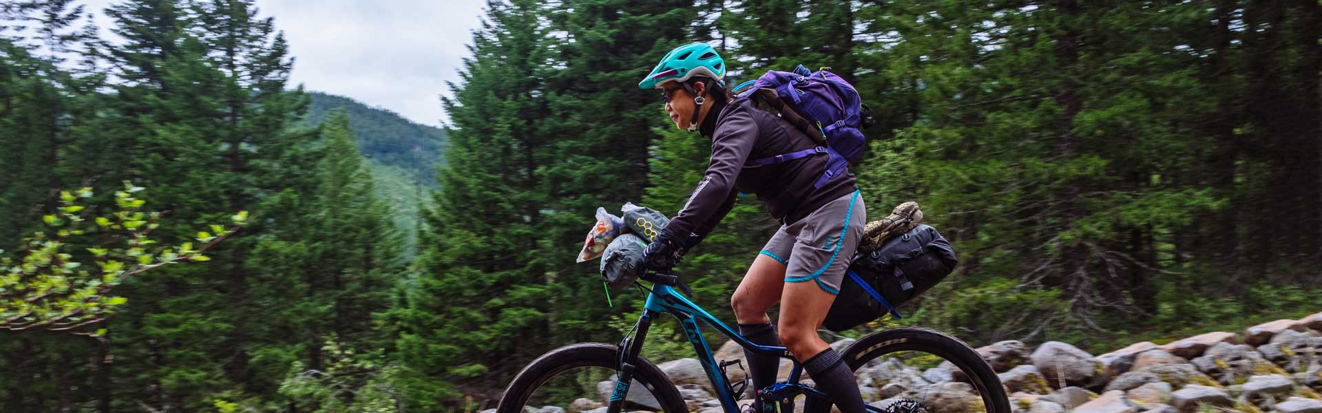 Best Gear for Bikepacking   Liv Cycling Official site