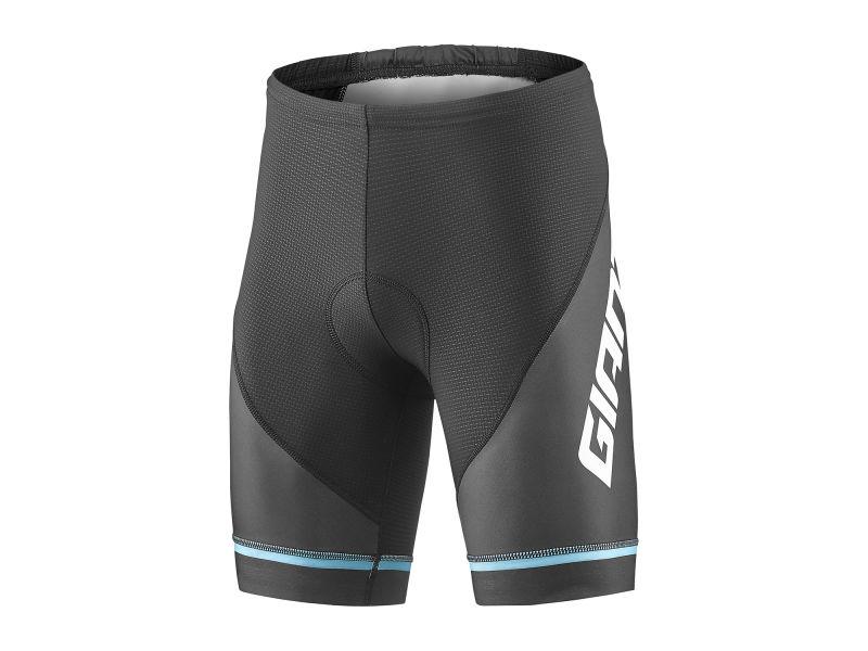 Giant Elevate Cycling Bib Shorts XS S Black//White