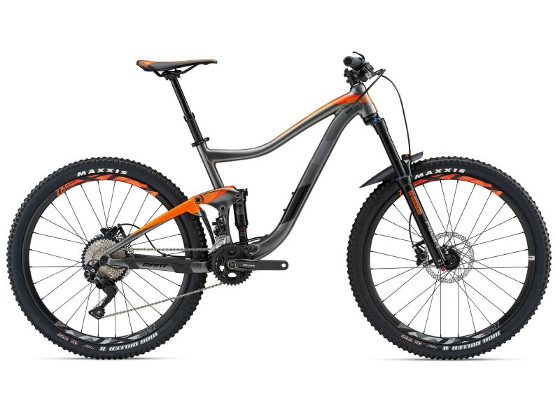 Trance 3 GE (2018) | Hommes Trail Vélo | Giant Bicycles France