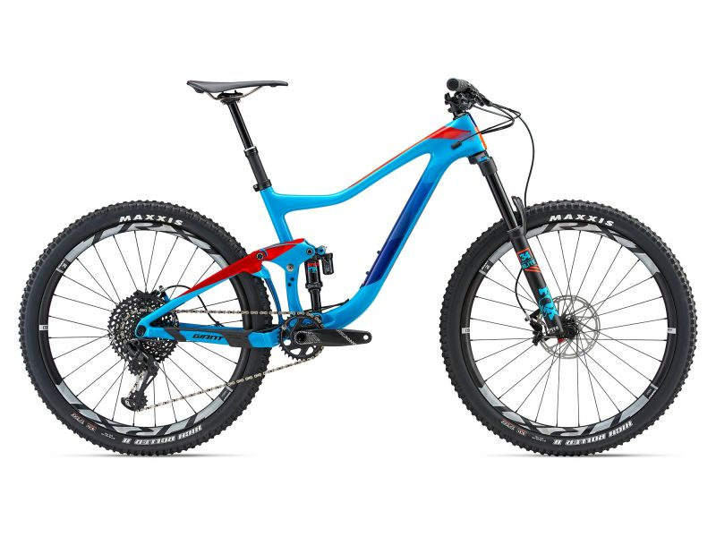 Trance Advanced 1 2018 Men Trail Bike Giant Bicycles