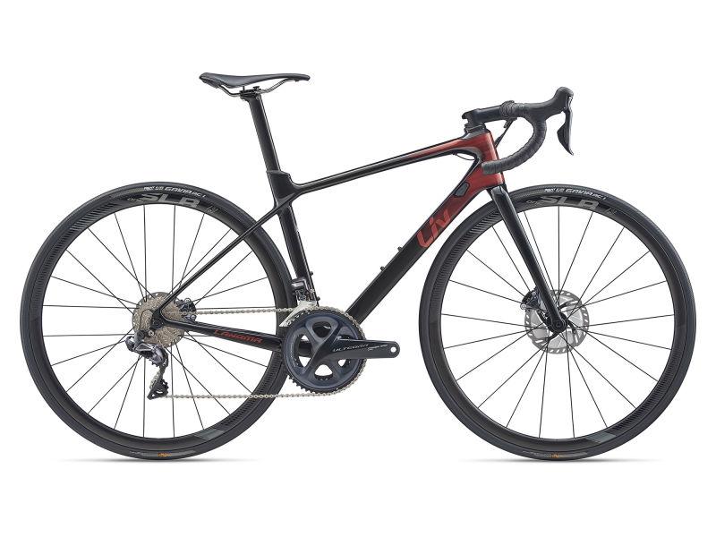 Langma Advanced Pro 1 Disc (2020) | Women Race bike | Liv Cycling United States