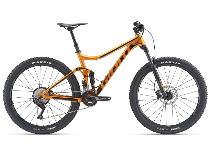 Stance 1 2019 Giant Bicycles United States