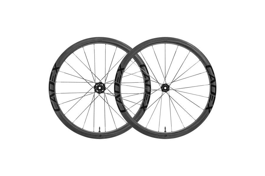 CADEX 42 Disc Tubeless Wheels