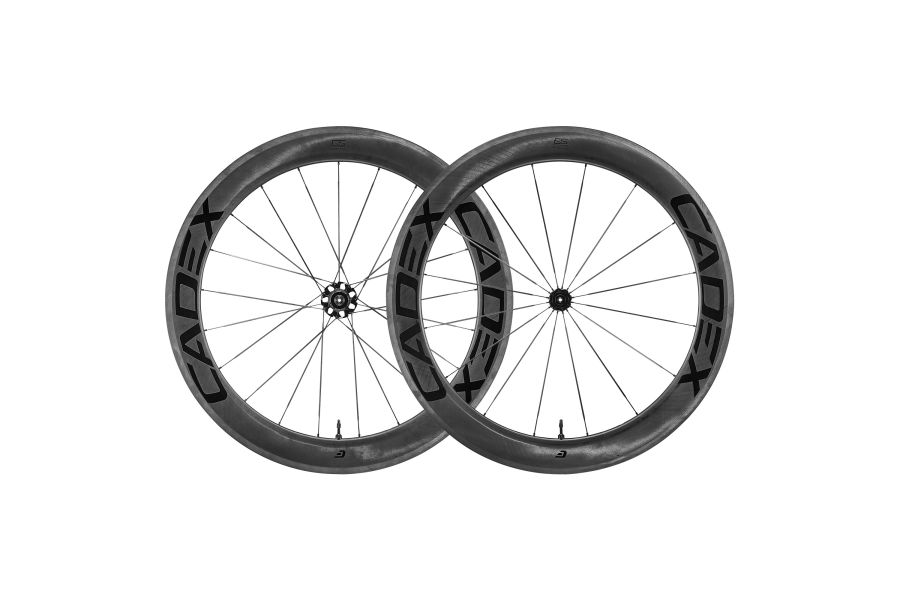 CADEX 65 Tubeless Wheels