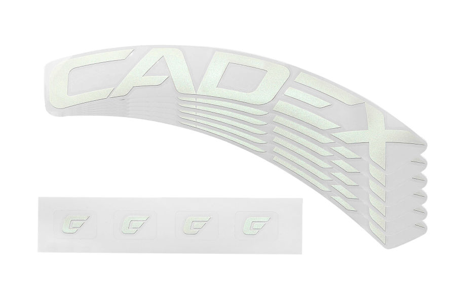 CADEX DECAL FOR ONE WHEEL
