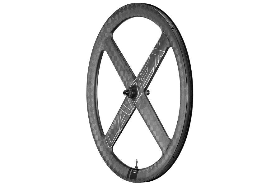 CADEX 4-Spoke Aero Tubeless Wheel