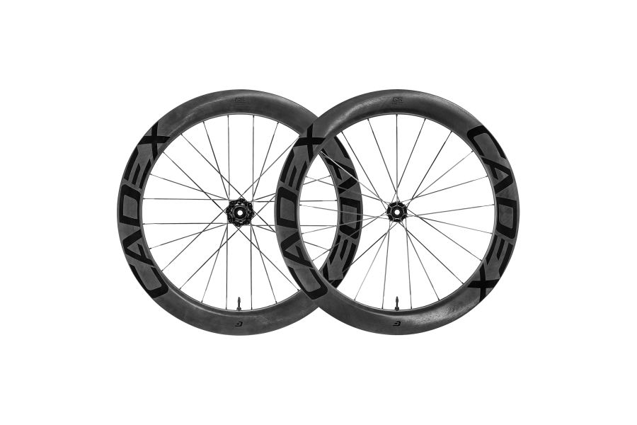 CADEX 65 Disc Tubeless
