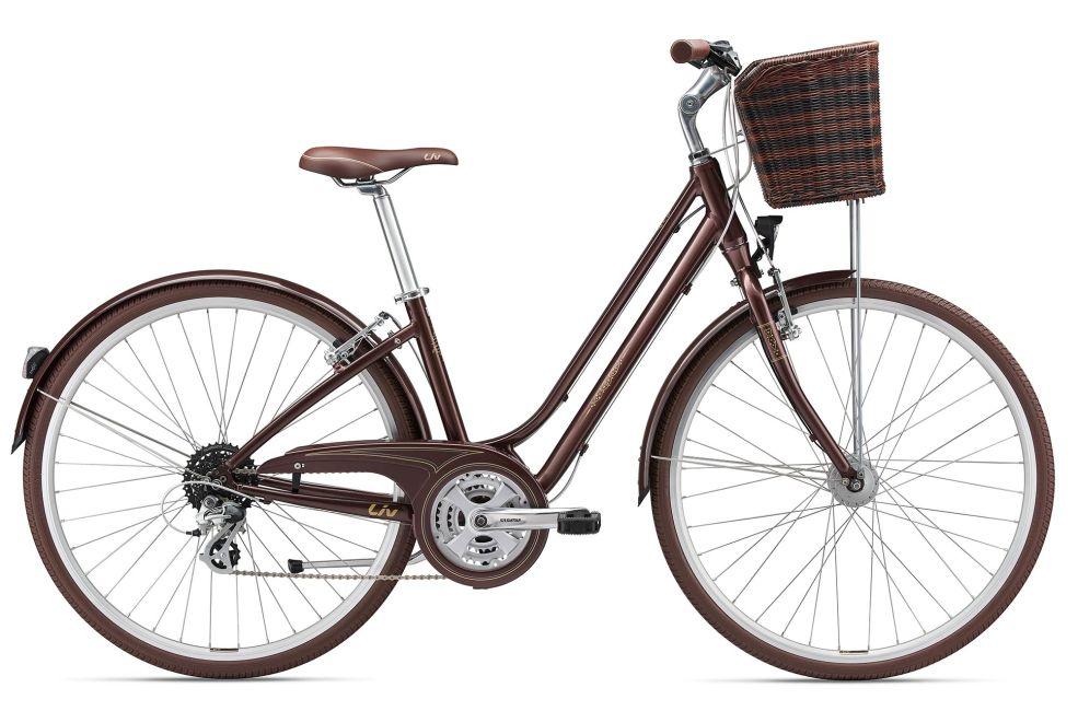 Flourish 2 2018 Women City Bike Liv Cycling United States