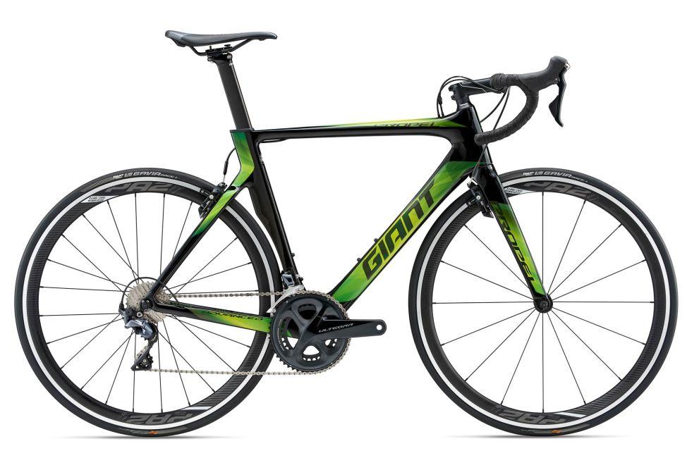 Propel Advanced 1 (2018) | Men Aero Race bike | Giant