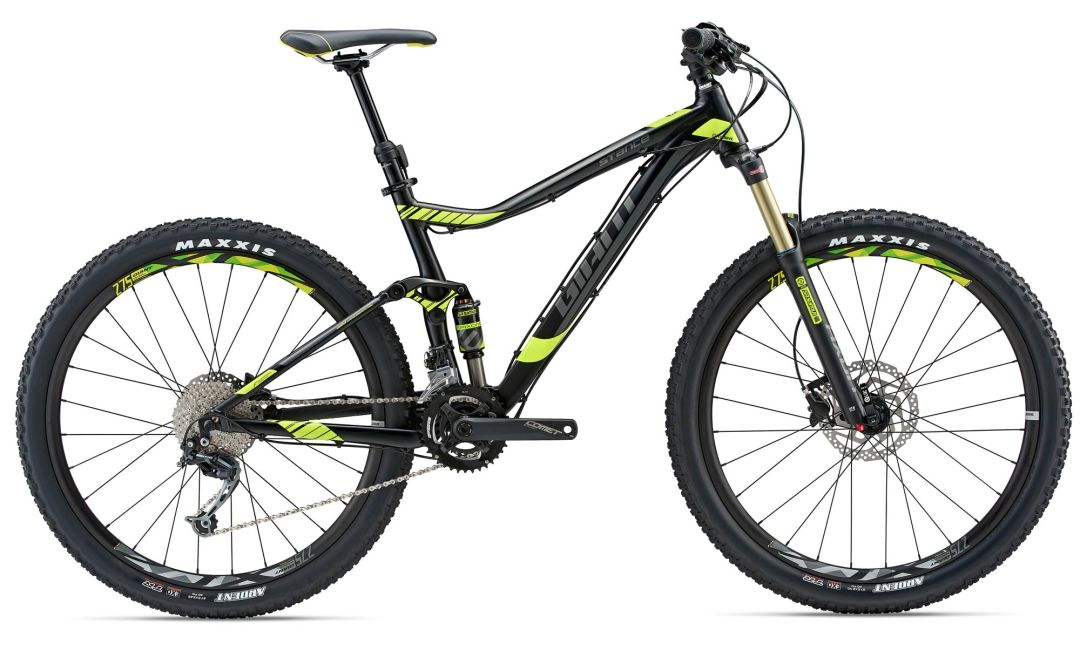 Stance 2 2018 Hombres Trail Bici Giant Bicycles España