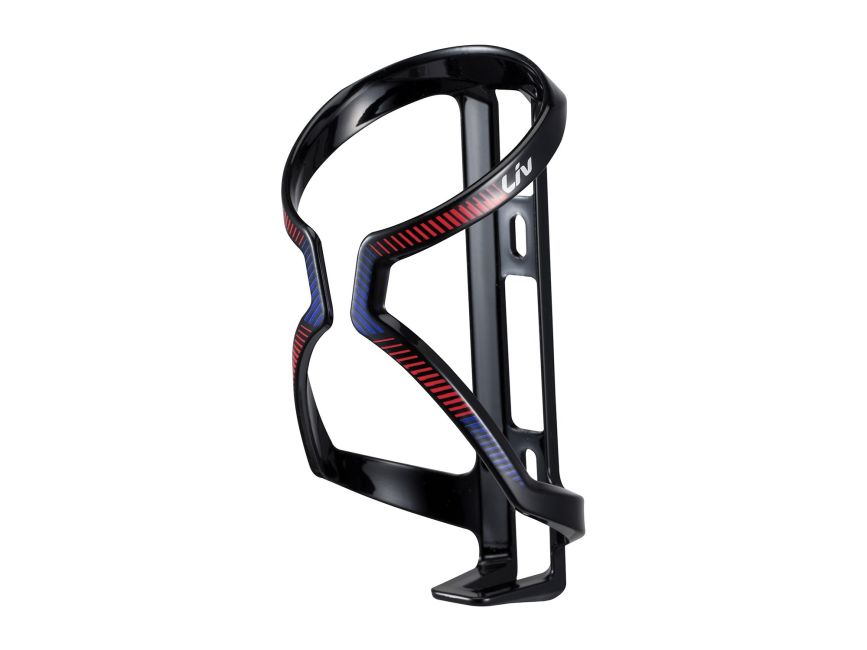 Giant Airway Sport Bottle Cage White Blue