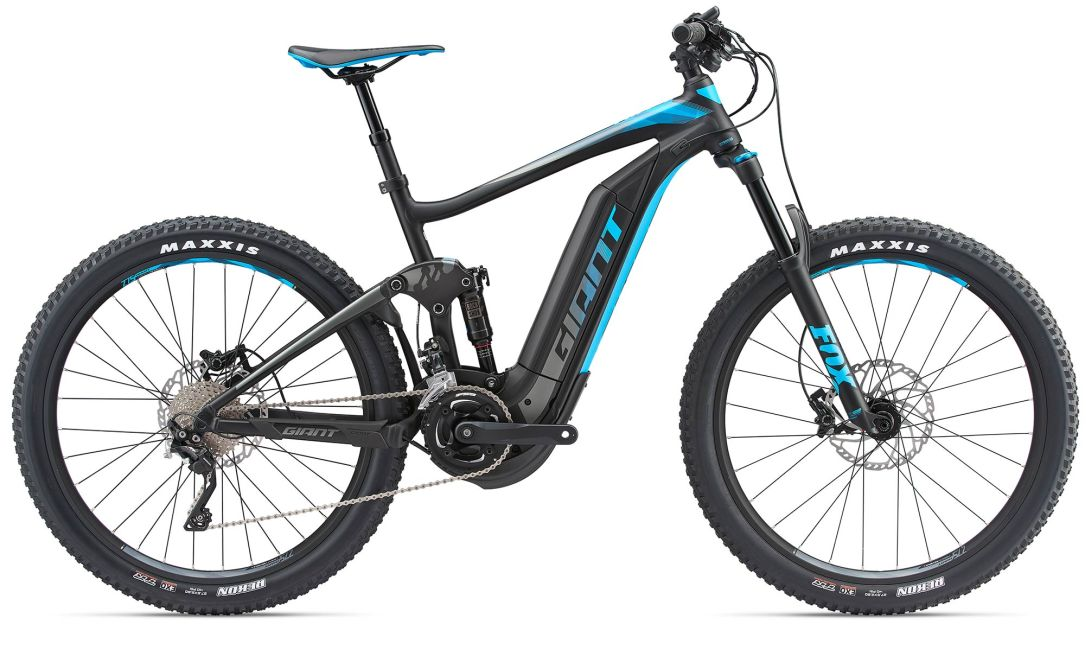 Full E 1 5 Pro 2018 Hombres E Bike Bici Giant Bicycles España