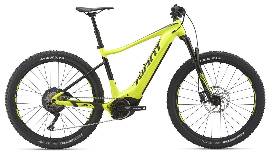 Bicicletta Elettrica Giant Usata