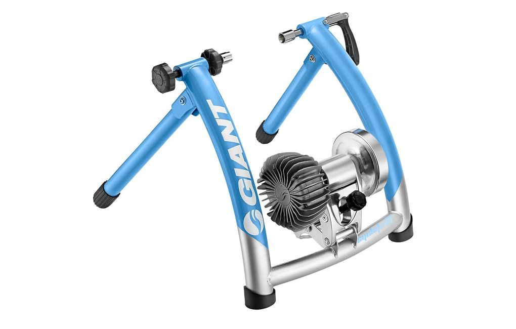 Fluid Bike Trainer >> Indoor Cycling Trainer For Winter Sessions Featuring Fluid