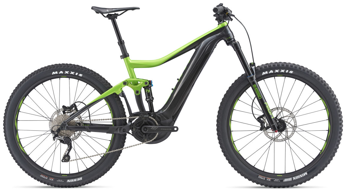 4a570ace8d2 Trance E+ 3 Pro Electric Bike. Giant Bicycles