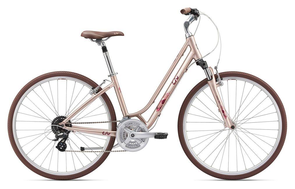 5c61f055a9c Flourish FS 1 (2019) | Women City bike | Liv Cycling United States