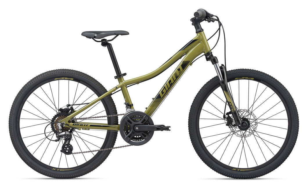 XtC Jr Disc 24 Giant bicycles overview