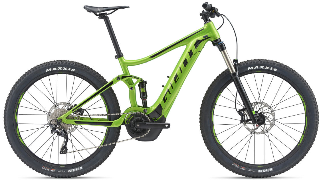 cd303a7ce59 Stance E+ 2 Electric Bike. Giant Bicycles