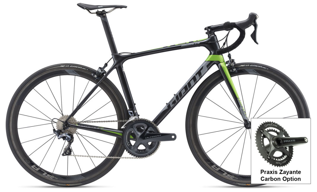 4f6878637fa TCR Advanced Pro 1 (2019) | Men Race bike | Giant Bicycles United States