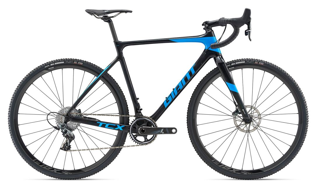 TCX Advanced Pro 1 best Giant bikes - Giant bicycles overview