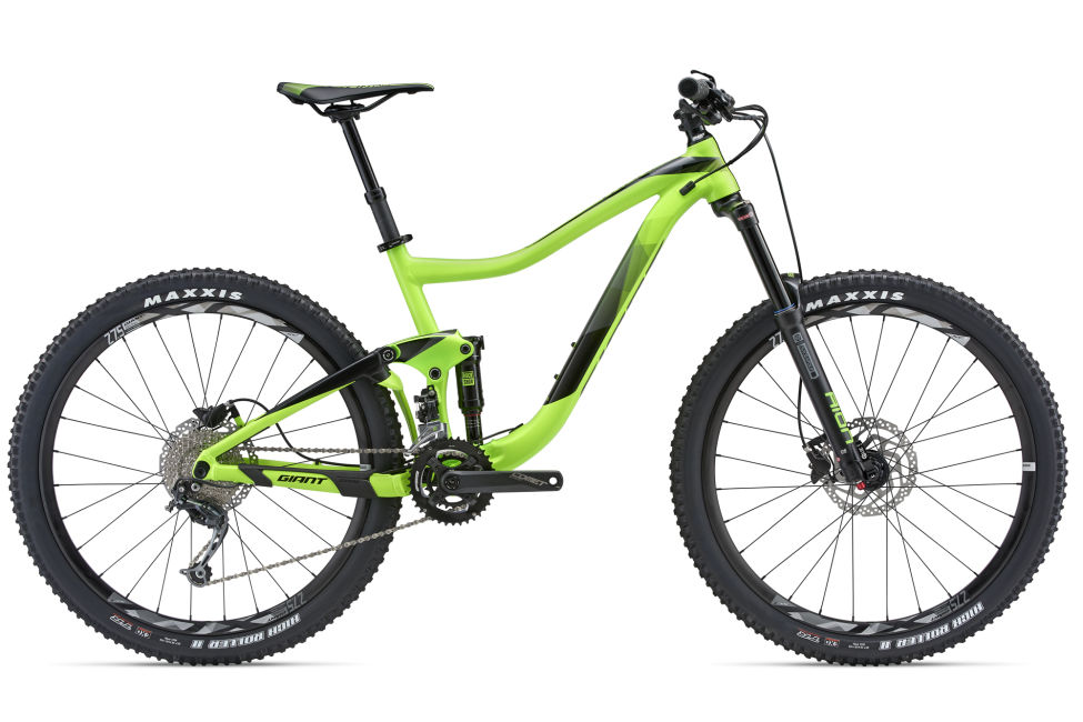 Trance 4 2018 Hombres Trail Bici Giant Bicycles España