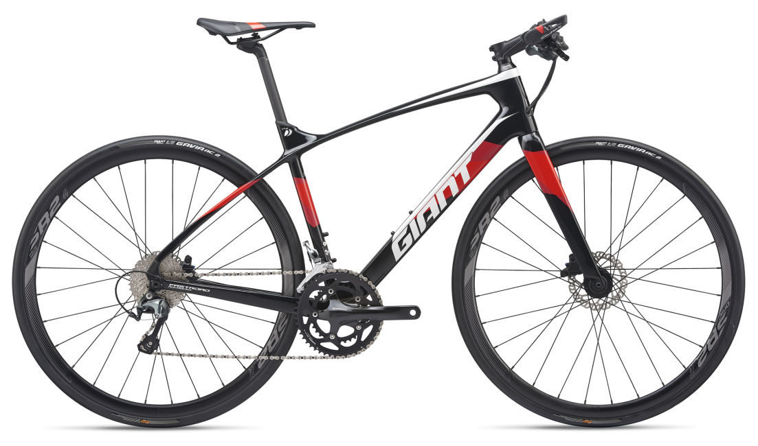 93af6e38352 FastRoad Advanced 2 (2019) | Men Fitness bike | Giant Bicycles Australia